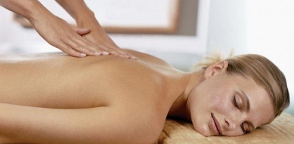 Сеансы массажа встудии Lotus SPA