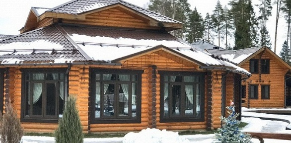 Отдых в загородном банном отеле Clubbarin Eco Hotel & Bar