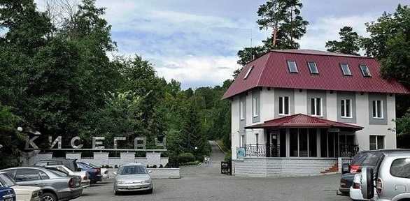Отдых наберегу озера всанатории «Кисегач»