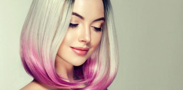 Окрашивание, восстановление волос всалоне Booff