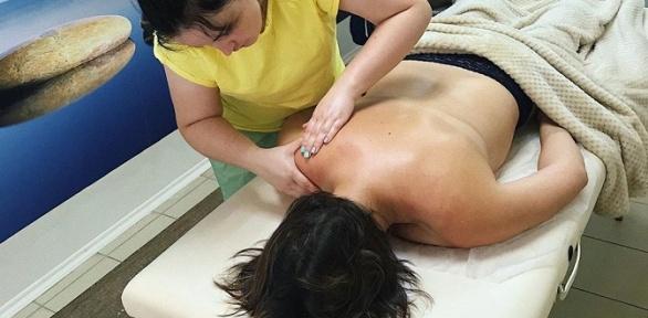 Массаж или SPA-программы встудии массажа иэстетики тела «Эстетик бар»
