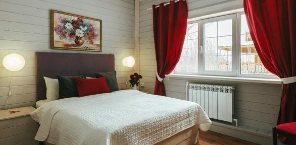 Отдых на побережье озера Плещеево в гостевом доме Guest House Gallery