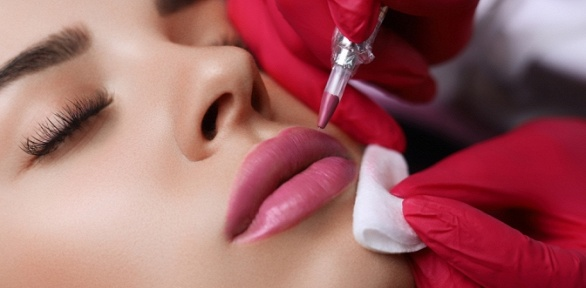 Перманентный макияж впарикмахерской «Леди»