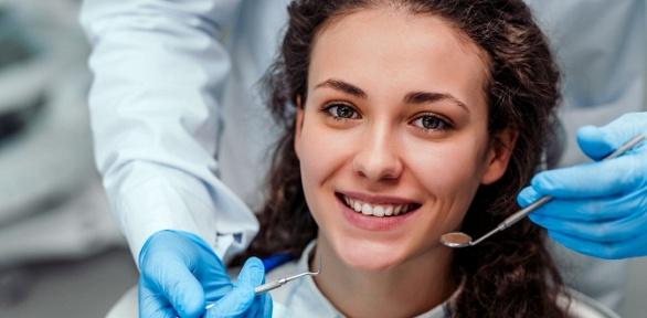 Посещение стоматолога вклинике «Центральная стоматология»