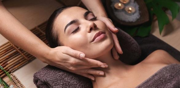 Чистка, SPA-уход или массаж лица всалоне SPA Therapy