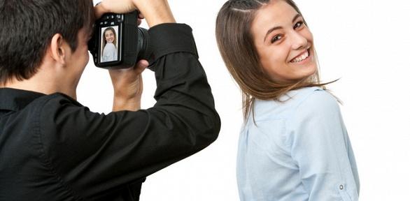 Выездная или студийная фотосессия отфотостудии «Фокус»