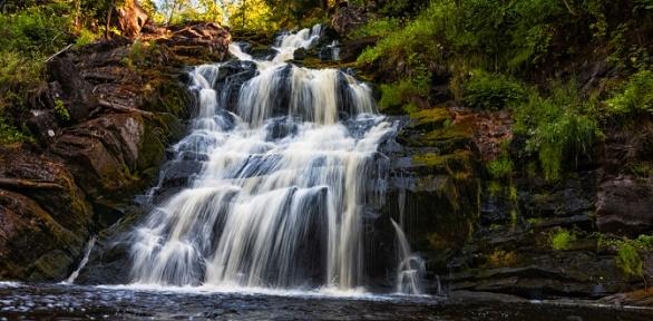 2-дневный тур вКарелию «Затерянный мир водопадов» от«Рускеала-тур»