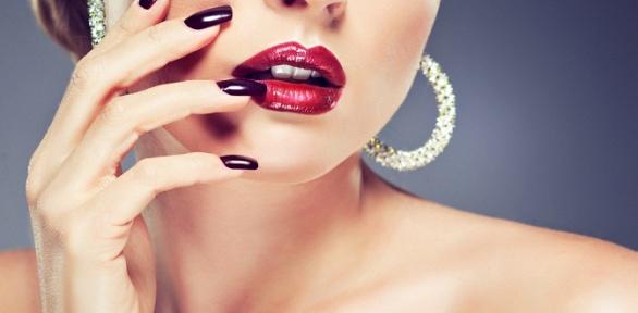 Маникюр ипедикюр спокрытием гель-лаком вногтевой студии Glow Nails