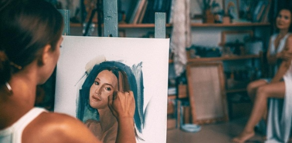 Онлайн-обучение живописи отстудии «Сальвадор»