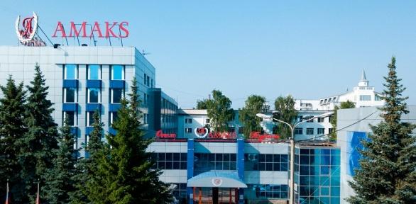Отдых для одного или двоих в «Амакс турист-отеле»