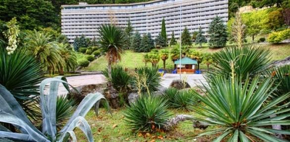 Отдых вАбхазии в2- или 3-местном номере вдоме отдыха «Солнечный»