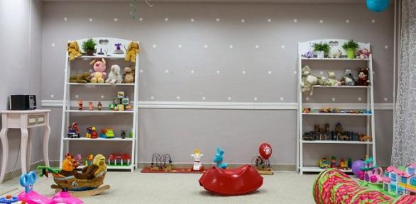 Детский праздник, аренда игровой комнаты от клуба «Дети74»
