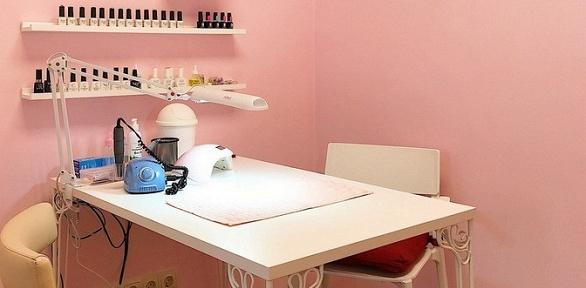 Маникюр или педикюр отсети мастерских красоты Bon Salon