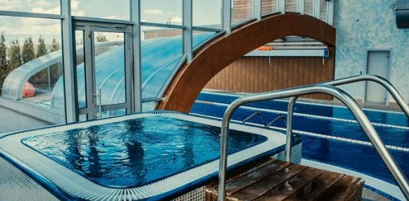 Отдых для двоих спосещением SPA-центра варт-отеле «Чулково Club»