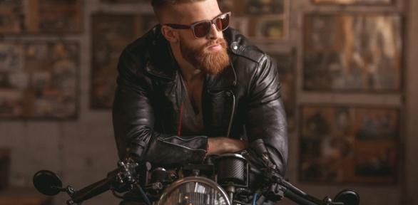 Мужская стрижка, моделирование бороды вбарбершопе Barbar Home