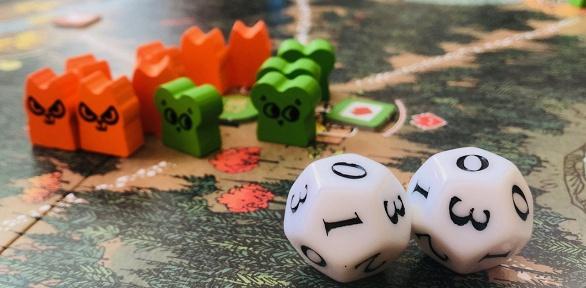 Посещение клуба настольных игр Hobby Games