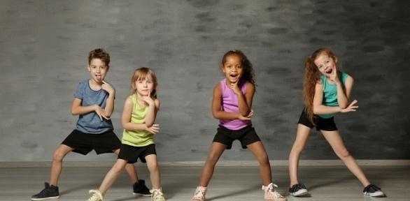 Занятия танцами втанцевальной студии Klukva