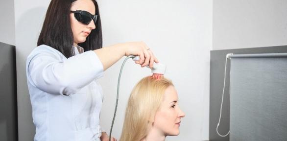 Консультация дерматолога-трихолога вцентре «АМД Лаборатории»