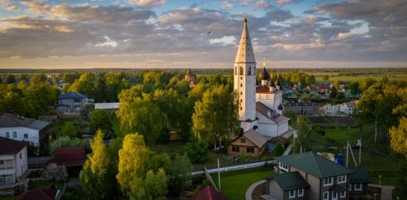Отдых вгостинице-музее «Вятское»