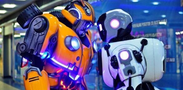 Билеты навыставку роботов «Федерация роботов» или «РобоДрайв»