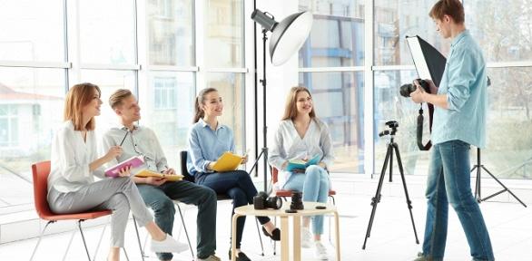 Курс пофотографии или мастер-класс навыбор отфотошколы «Лайм»
