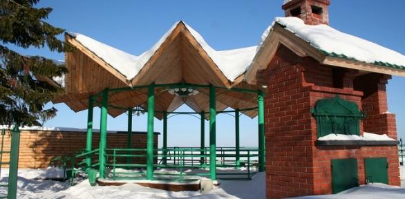 Отдых наберегу Исетского озера сзавтраком вклубе «Солнечный берег»