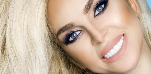 Отбеливание зубов или гигиена полости рта вкабинете «Денталь Эстетик»