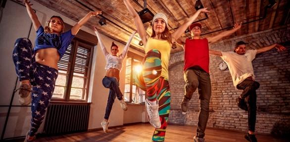 Абонемент назанятия танцами навыбор встудии SongLife