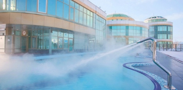 Посещение SPA-центра вкомплексе Ramada Yekaterinburg Hotel&SPA