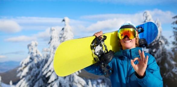 Прокат комплекта для сноуборда откомпании Skate and Snow