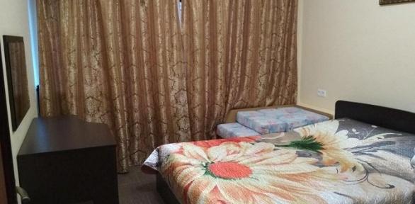 Отдых вГеленджике вапарт-отеле «Панорама»
