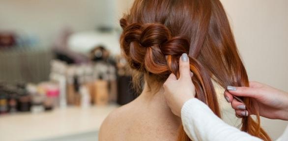 Обучение накурсе поплетению кос или подбору макияжа отсалона Milla_Ver
