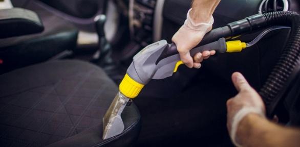 Комплексная химчистка или полировка автомобиля откомпании «АвтоЭстетика»