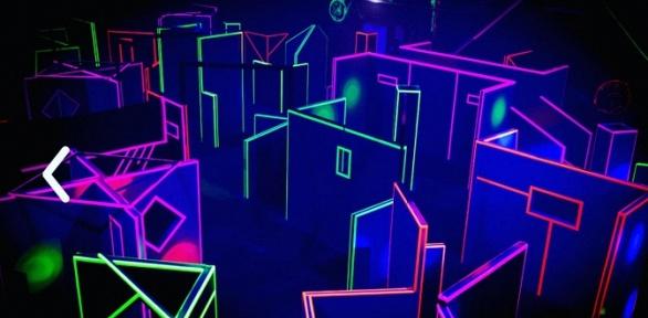 Лазертаг отразвлекательного центра Crazy House