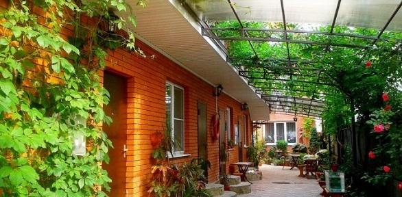 Отдых вАнапе напобережье Черного моря вгостевом доме «Катерина»