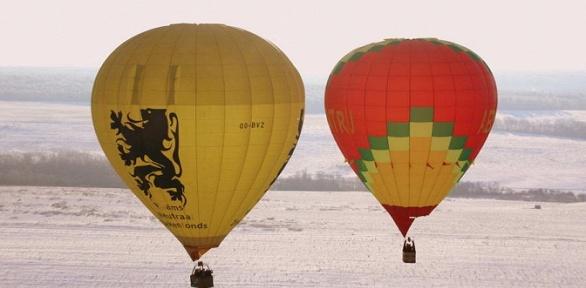 Полет на воздушном шаре в группе от клуба «Аэронавт Регион»