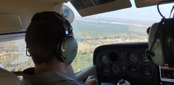 Полет насамолете А-22 или Piper откомпании «Полеты насамолетах»