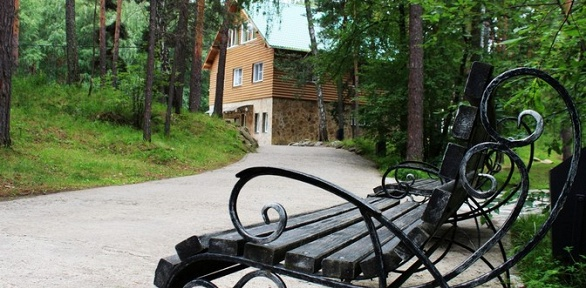 Отдых наберегу озера Чебаркуль набазе «Чебаркуль»