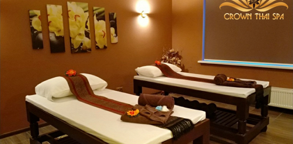 Массаж или SPA-программа в салоне Crown Thai SPA