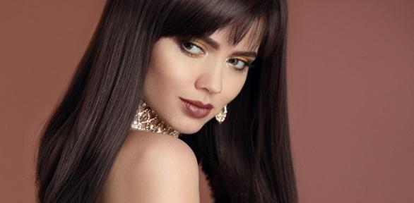 Комплексы повосстановлению волос вкабинете красоты Натальи Масловой