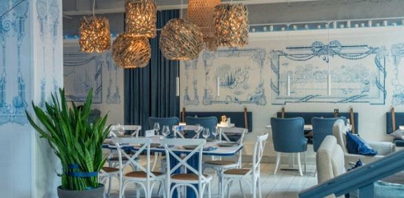 Сеты вресторане средиземноморской кухни Porto Carras