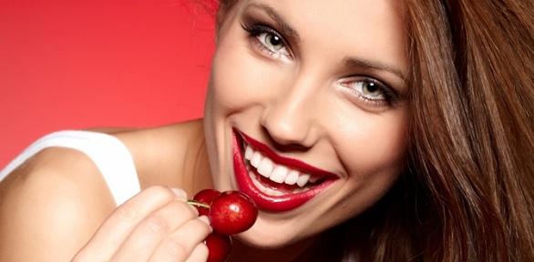 Чистка зубов сполировкой ифторированием вкабинете «Дента-Ника»
