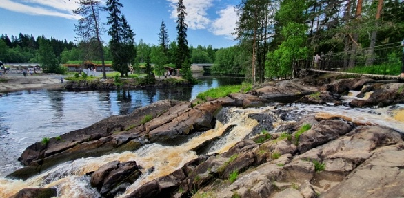Тур вКарелию оттуроператора «Гид-СПб»