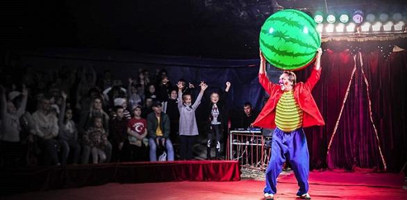 Билеты напредставление отцирка «Мега Цирк Шапито» заполцены