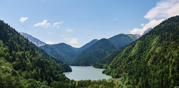 Тур вАбхазию впансионат «Багрипш» спитанием