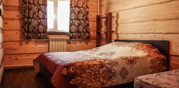 Отдых вгостином доме или доме ссауной набазе «КЛБ»