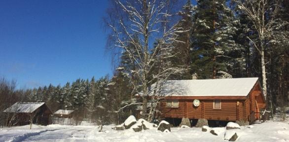 Отдых вкоттедже взагородном комплексе «Снегурия»