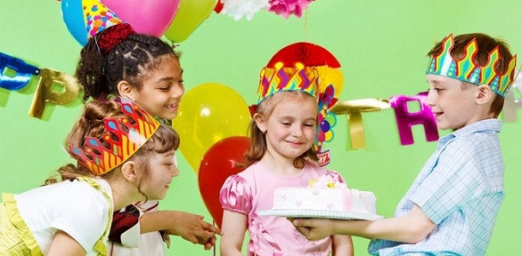 Проведение дня рождения или посещение детского центра «Какаду»