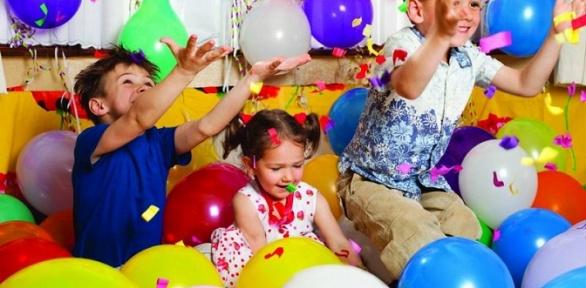 Проведение детского праздника или посещение игротеки «Сюрприз»