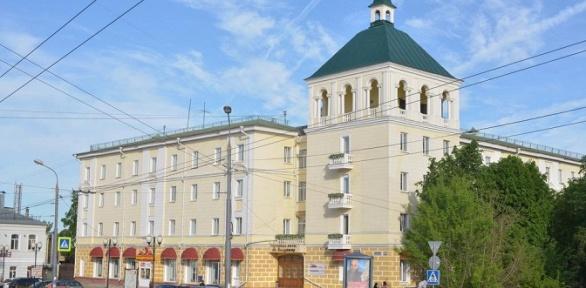 Отдых неподалеку отберега реки Клязьмы вгостинице «Владимир»